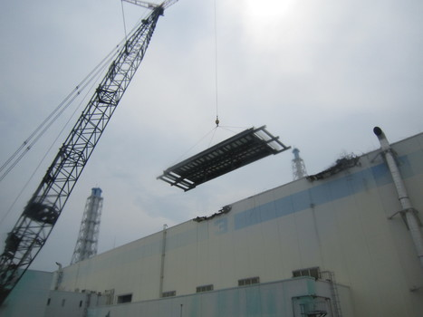 TEPCO covers turbine building as storm approaches | Nuclear News | What The Physics? | Scoop.it