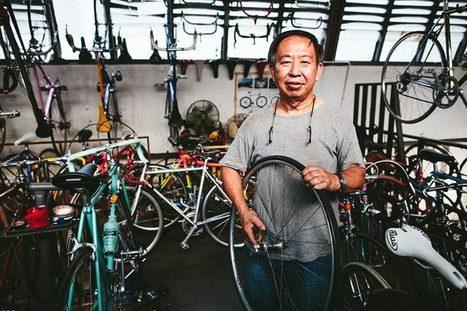 Ah Joo | Rapha | Classic Steel Bikes | Scoop.it