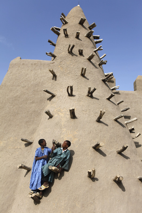 &nbsp;Daily life in Timbuktu, Mali<br/>Photo by Ayse Topbas | No. | Scoop.it