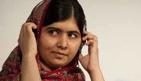 Pontos-News.GR   Νόμπελ Ειρήνης σε Μαλάλα και Σατιάρτι, για το δικαίωμα στην εκπαίδευση   1ο Γυμνάσιο Καλαμαριάς   Scoop.it