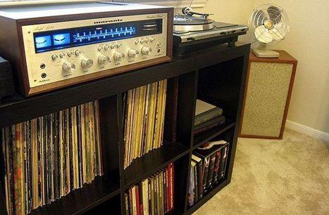 Ikea dérange les amateurs de vinyles | ON-TopAudio | Scoop.it