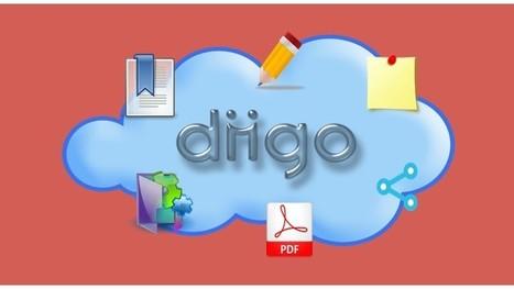 Cómo guardar enlaces a webs favoritas y compartirlos con otras personas usando diigo | miaula | Scoop.it