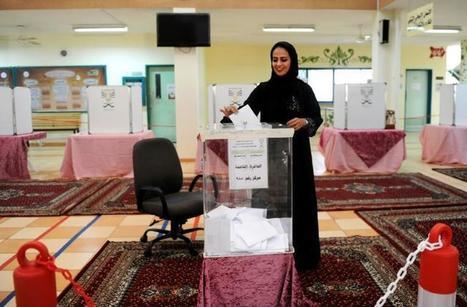 Arabie: au moins deux élues au premier scrutin ouvert aux femmes | Les femmes dans le monde | Scoop.it