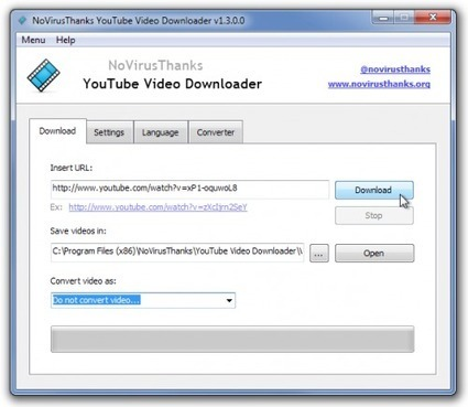 Convertire Video di YouTube, Metacafe e Vimeo (Win) | ConvertireVideo | Scoop.it