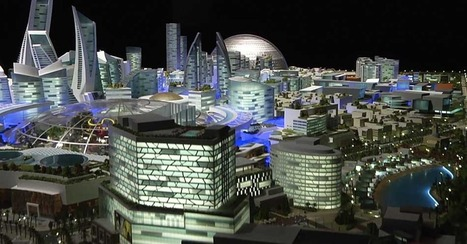 Dubai to Create the World's First Climate-Controlled City   Futusrism   Scoop.it