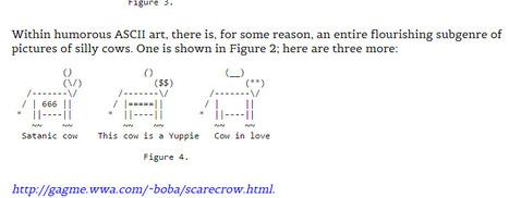ASCII art from FOLDOC | ASCII Art | Scoop.it