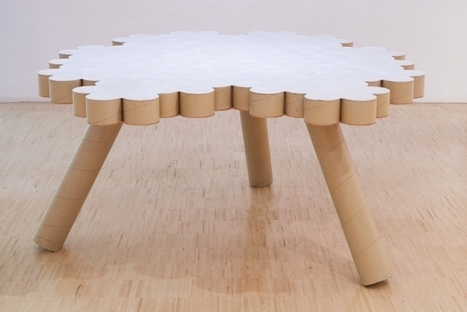 Tube Table | Tejo Remy & René Veenhuizen | Favorite Designer | Scoop.it