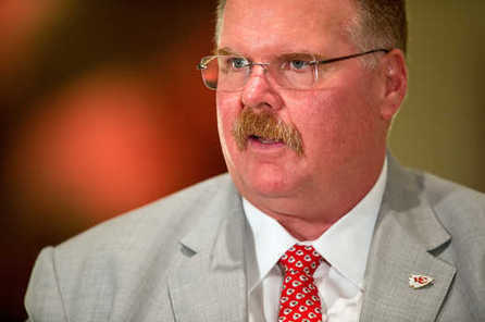 Q and A with Chiefs coach Andy Reid at scouting ... - Kansas City Star | Kansas City Talk | Scoop.it