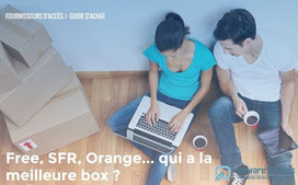 Le site du jour : quelle est la meilleure box internet ?   Freewares   Scoop.it