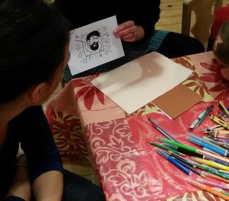 4 étapes pour sensibliser les enfants aux émotions à travers l'art | alternative medicin and french topics | Scoop.it