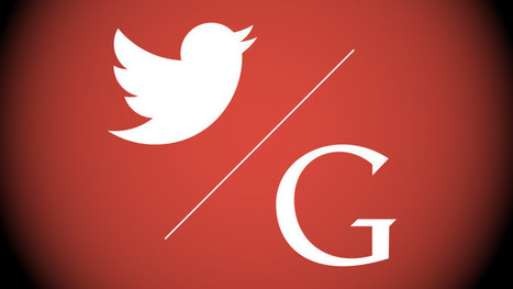 14 Examples Of The New Tweets Showing Up In Google Search | MarketingHits | Scoop.it
