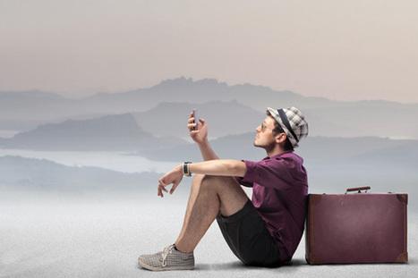 Smartphone e viaggi: i dati sull'utilizzo dei mobile traveller [INFOGRAFICA] | Turismo conversazionale | Scoop.it