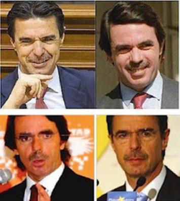 LA INFINITA ESPIRAL: EL BIGOTE DE AZNAR, EL MINISTRO SORIA Y LA FÍSICA CUÁNTICA | Partido Popular, una visión crítica | Scoop.it