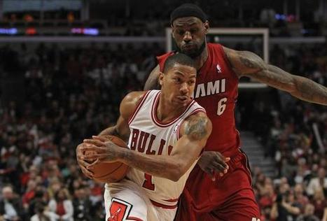 How LeBron, D-Rose Have Matched Up | SPOrts | Scoop.it