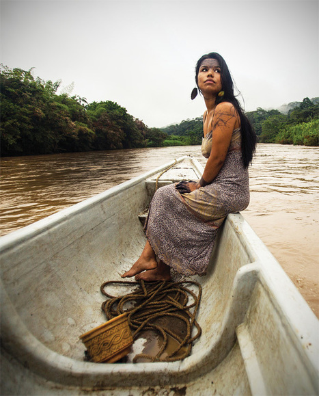 Deep in the Amazon, a Tiny Tribe Is Beating Big Oil | This Gives Me Hope | Scoop.it