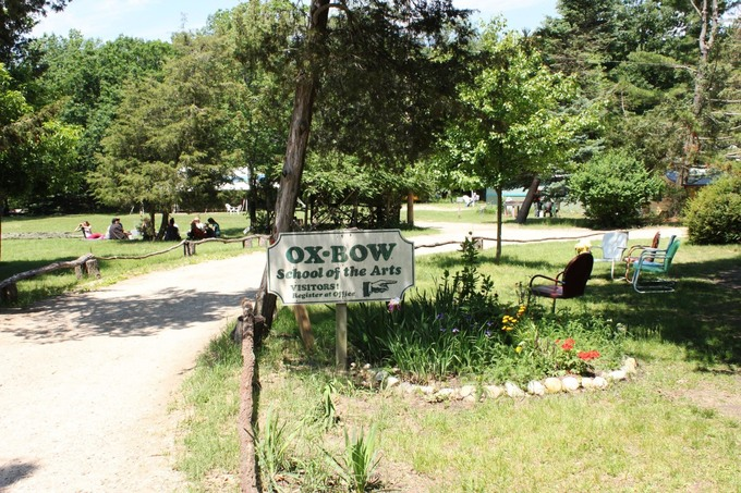 Artist Opportunities - Ox-Bow Faculty, MFA and Fall Residencies | Creative Many.org