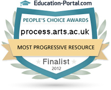 Process.arts Finalists for the 2012 Education-Portal.com People's Choice Awards | process.arts | Open Educational Arts Practice | Scoop.it