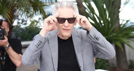 Bringing Books to Life, David Cronenberg Style | 'Cosmopolis' - 'Maps to the Stars' | Scoop.it