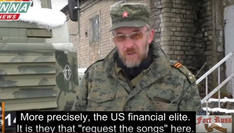 Donbass Volunteer: We are at war with American Imperialism [+video] | Global politics | Scoop.it