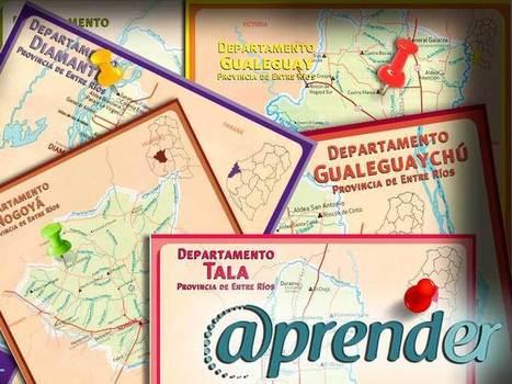 Recorriendo nuestra provincia #multimedia #EntreRios | Materiales, contenidos y recursos educativos - TIC | Scoop.it