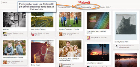 7 Ways to Use Pinterest to Promote Your Business - Plus Infographic | Internet marketing | Scoop.it