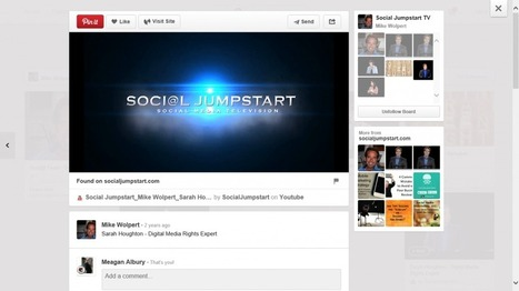 5 Ways to (Re)Create Original Content for Pinterest Social Jumpstart | Social Marketing Strategy | Scoop.it