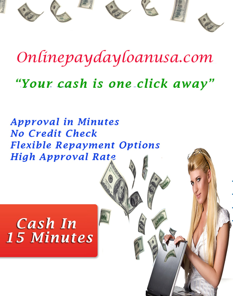 No faxing payday loans USA | Bad credit payday loans UK | Long term payday Loan | Scoop.it