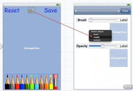 "How To Make A Simple Drawing App with UIKit | L'impresa ""mobile"" 