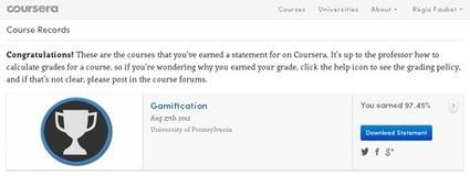 Quatre vingt dix sept virgule quarante cinq sur cent | MOOC: Massive Open Online Courses | Scoop.it