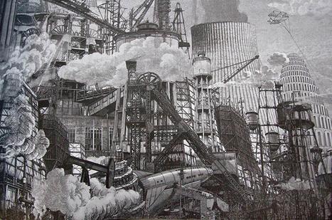 Il reconstitue Babel en 470 heures. Bienvenue dans le monde étrange de Mandril… | Creativ Focus | Scoop.it