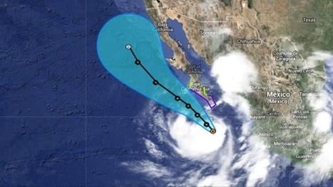 El huracán 'Norbert', fuera de las costas pero genera fuertes lluvias - Nacional -  CNNMexico.com   Cabo San Lucas   Scoop.it