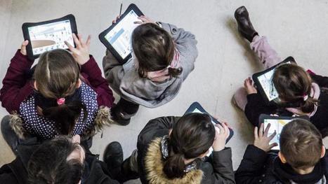 Une nounou digitale à la Fondation Vuitton | | Clic France | Scoop.it