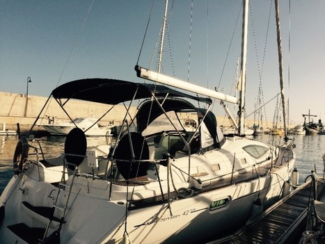 JEANNEAU SUN ODYSSEY 42 DS - 2008 - ESPAGNE - 135 000 € - Barcelona Yachting | Barcelona Yachting | Scoop.it