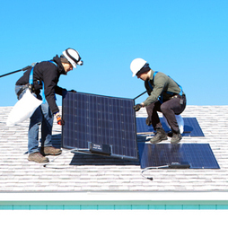 Solar Panels Up and Running in an Hour | MIT Technology Review | intrinsic | Scoop.it