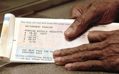 Payment of pensions could be privatised  - Telegraph | Welfare, Disability, Politics and People's Right's | Scoop.it