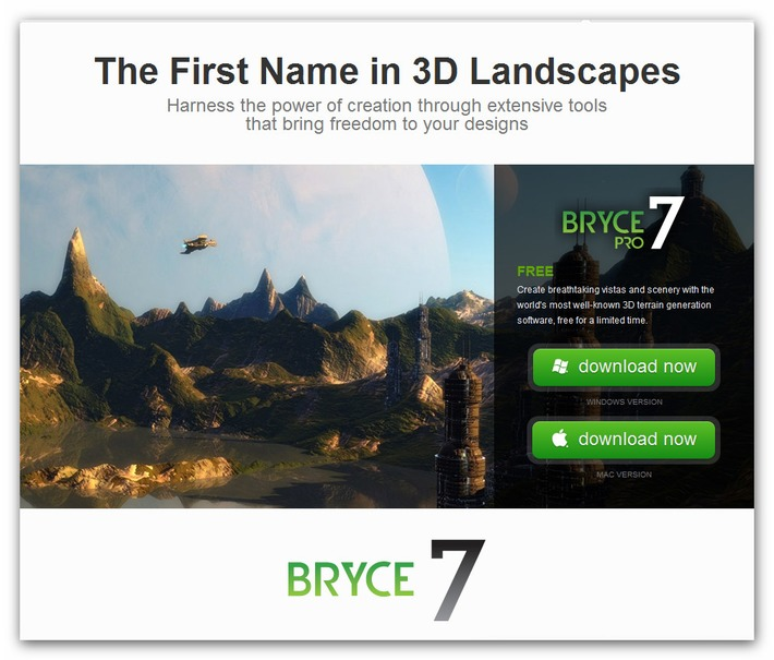 What is Bryce | Machinimania | Scoop.it