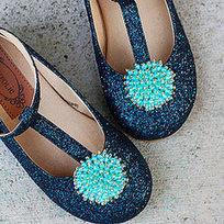 Joyfolie: The Loveliest Shoes For Little Girls - PopSugar.com | Fashion | Scoop.it