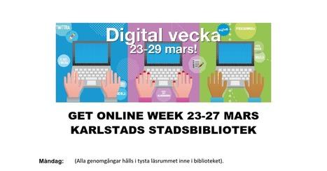 Get Online Week | SeniorNet Karlstad | Seniornet Sweden | Scoop.it
