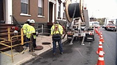 Crews work on fixing flying manhole covers in Albany - WRGB | Civil Engineering Projects & News | Scoop.it