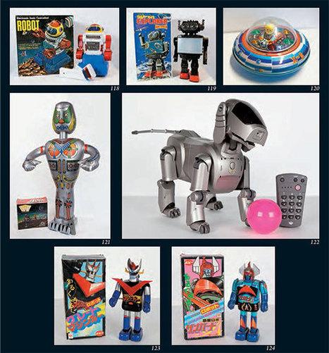 ToyzMag.com » Made In Japan : Focus sur les Robots Japonais   Vente aux encheres mobilier  design et pop culture   Scoop.it