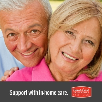 How You Can Support Your Caregiving Spouse? | Home Care Assistance Annapolis | Scoop.it