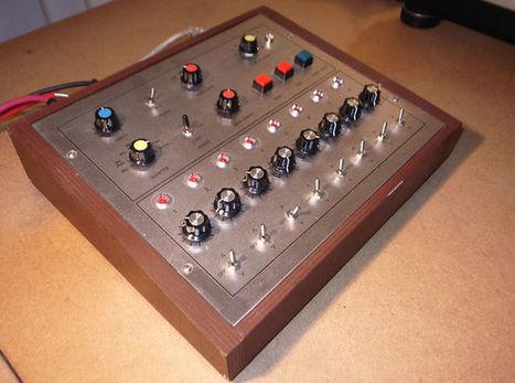 Me in my studio: Headman   DIY Music & electronics   Scoop.it