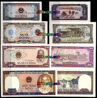Vietnam banknotes - Vietnam paper money catalog and Vietnamese currency history | Year 3 Maths: Currencies across the Asia region | Scoop.it