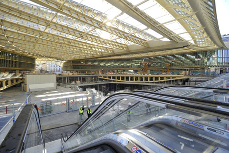 Le Forum des Halles Shopping Center Set For Opening | mobile, digital and retail | Scoop.it