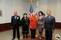 Uzbekistan: Was Clinton's Civil Society Meeting the Soft Option? | Coveting Freedom | Scoop.it