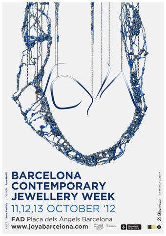 Joya. Barcelona Contemporary Jewellery Week 2012 – | Contemporary Jewelry and Wearable Art | Scoop.it