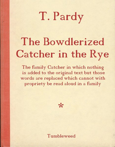 THE CATCHER IN THE RYE: INTERNAL ASPECTS | RCHK The Catcher in the Rye | Scoop.it