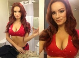 Caitlin O'Connor is a REALLY hot ring girl - Front Page Buzz | Women | Scoop.it