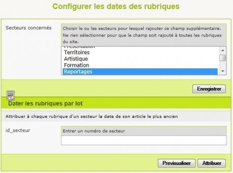 le plugin #SPIP du jour : Date pour Rubriques - vu sur SPIP-Contrib | SPIP - cms, javascripts et copyleft | Scoop.it