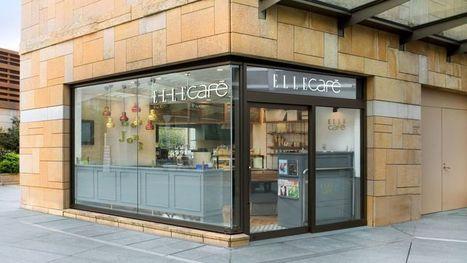 «Elle Café» à Paris, un futur haut lieu de l'art de vivre à la française | Decoration aménagements commerciaux et professionnels, cosa&faits | Scoop.it